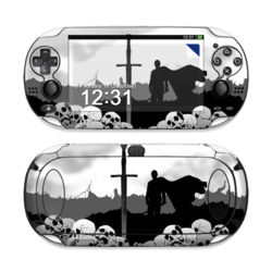 Sony PS Vita Skin - Slayer