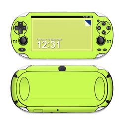 Sony PS Vita Skin - Solid State Lime