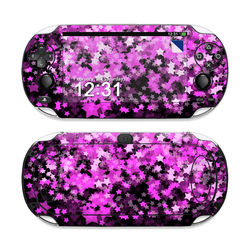 Sony PS Vita Skin - Stardust Summer