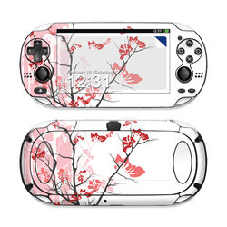 Sony PS Vita Skin - Pink Tranquility