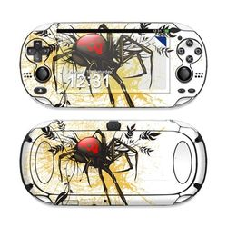 Sony PS Vita Skin - Widow