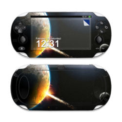 Sony PS Vita Skin - World Killer
