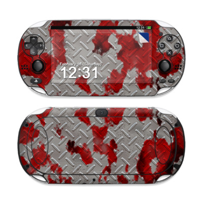 Sony PS Vita Skin - Accident