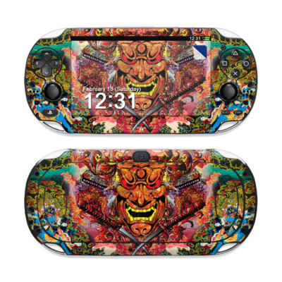 Sony PS Vita Skin - Asian Crest