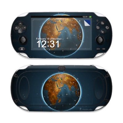 Sony PS Vita Skin - Airlines