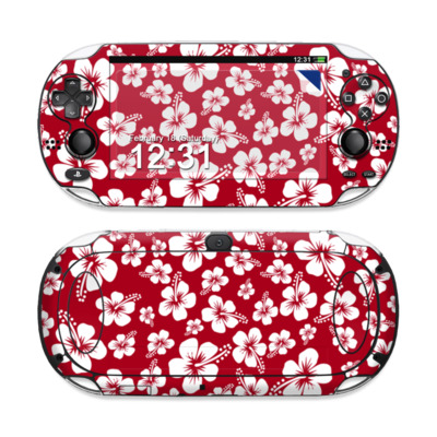 Sony PS Vita Skin - Aloha Red