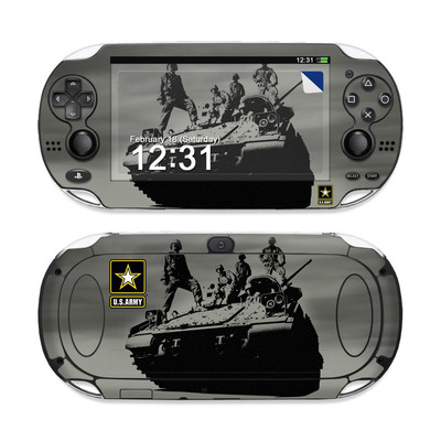 Sony PS Vita Skin - Army Troop