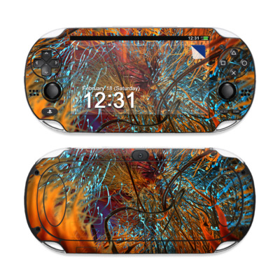 Sony PS Vita Skin - Axonal