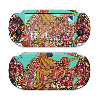 Sony PS Vita Skin - Bird In Paradise