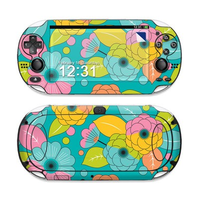 Sony PS Vita Skin - Blossoms