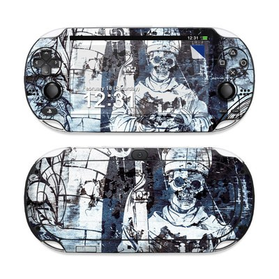 Sony PS Vita Skin - Black Mass