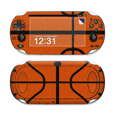 Sony PS Vita Skin - Basketball