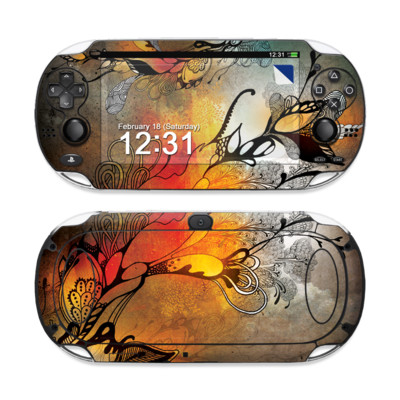 Sony PS Vita Skin - Before The Storm