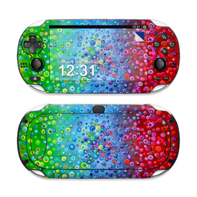 Sony PS Vita Skin - Bubblicious