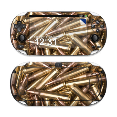 Sony PS Vita Skin - Bullets