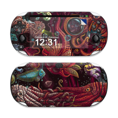 Sony PS Vita Skin - C-Pods