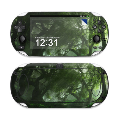 Sony PS Vita Skin - Canopy Creek Spring