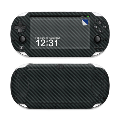 Sony PS Vita Skin - Carbon