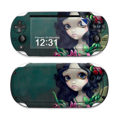 Sony PS Vita Skin - Carnivorous Bouquet
