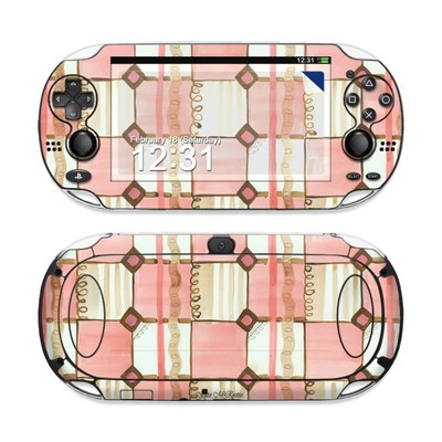 Sony PS Vita Skin - Chic Check