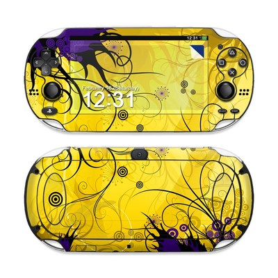 Sony PS Vita Skin - Chaotic Land