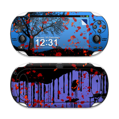 Sony PS Vita Skin - Cold Winter