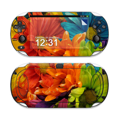 Sony PS Vita Skin - Colours