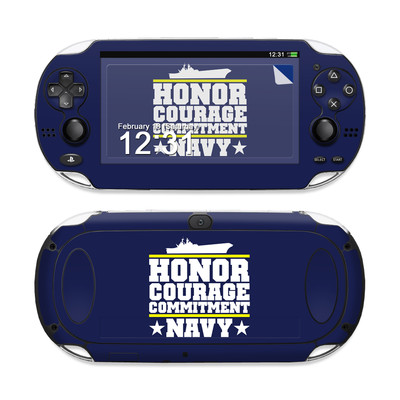 Sony PS Vita Skin - Commitment