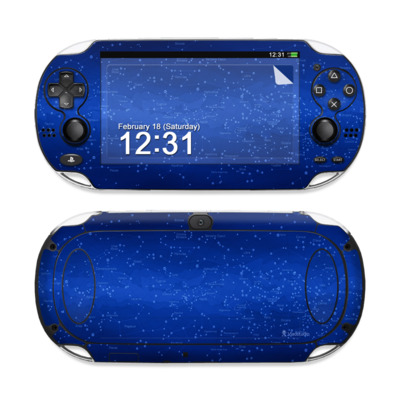 Sony PS Vita Skin - Constellations