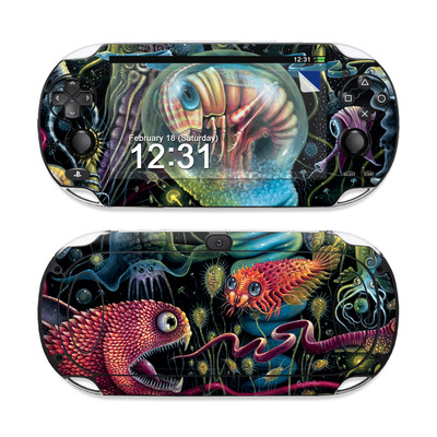 Sony PS Vita Skin - Creatures