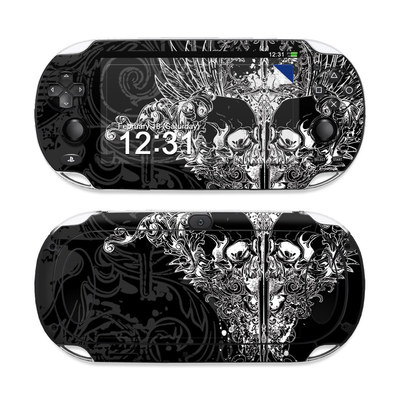 Sony PS Vita Skin - Darkside
