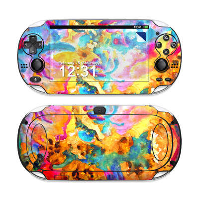 Sony PS Vita Skin - Dawn Dance