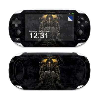 Sony PS Vita Skin - Death Throne