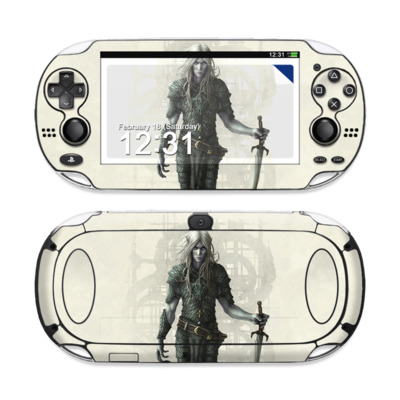 Sony PS Vita Skin - Dark Elf