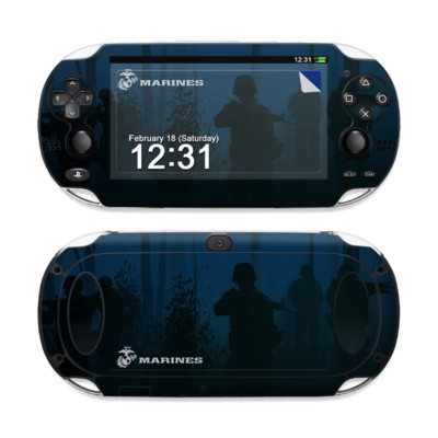 Sony PS Vita Skin - Deploy