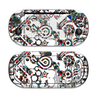 Sony PS Vita Skin - Dots