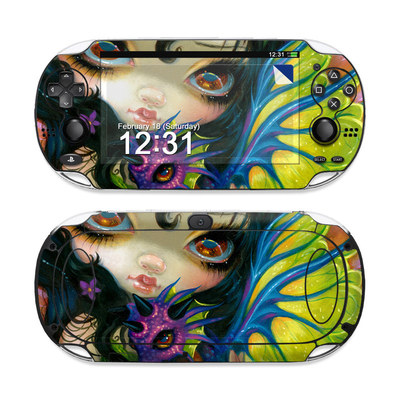 Sony PS Vita Skin - Dragonling Child