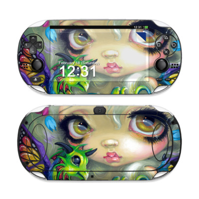 Sony PS Vita Skin - Dragonling
