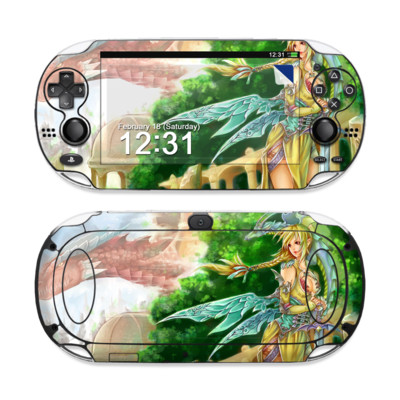 Sony PS Vita Skin - Dragonlore