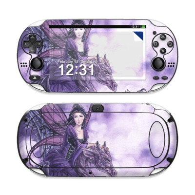 Sony PS Vita Skin - Dragon Sentinel