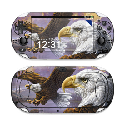 Sony PS Vita Skin - Eagle