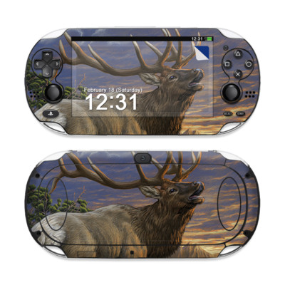 Sony PS Vita Skin - Elk