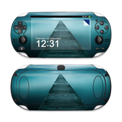 Sony PS Vita Skin - Evening Stillness