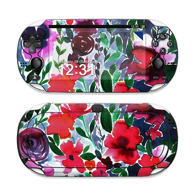 Sony PS Vita Skin - Evie