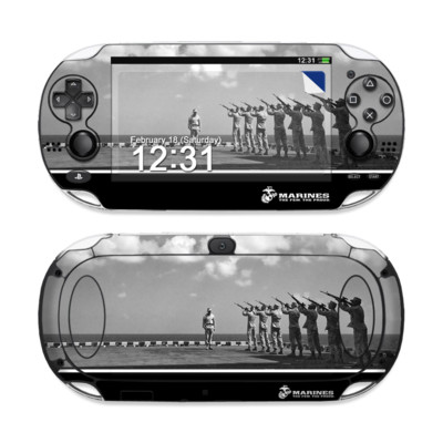 Sony PS Vita Skin - The Few The Proud
