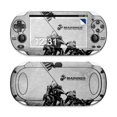 Sony PS Vita Skin - Flag Raise