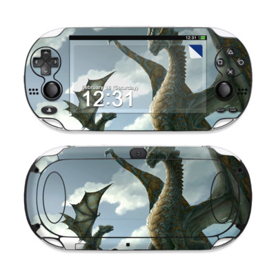 Sony PS Vita Skin - First Lesson
