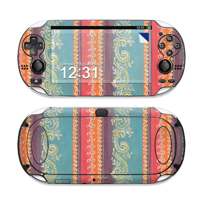 Sony PS Vita Skin - Fresh Picked