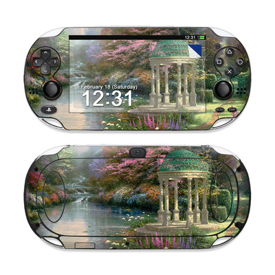 Sony PS Vita Skin - Garden Of Prayer