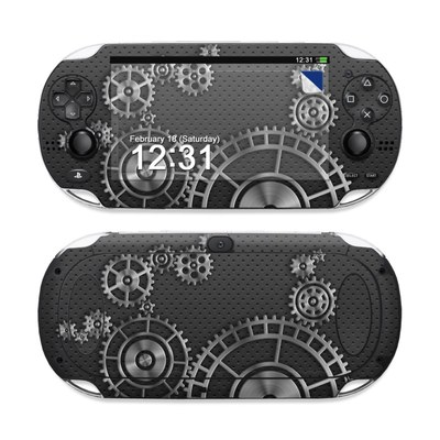 Sony PS Vita Skin - Gear Wheel